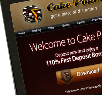 Cake poker network review